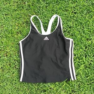 Adidas  Women's Athletic Cropped Top
